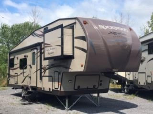2015 Forest River ROCKWOOD SIGNATURE 8280WS