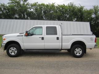 Used 2012 Ford F-350 XLT for sale in Melfort, SK