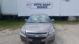 Used 2012 Chevrolet Malibu LS for sale in Barrie, ON