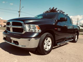 Used 2015 RAM 1500 Diesel SLT Crew Cab for sale in Mississauga, ON