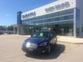 Used 2015 Subaru Outback Touring for sale in Owen Sound, ON