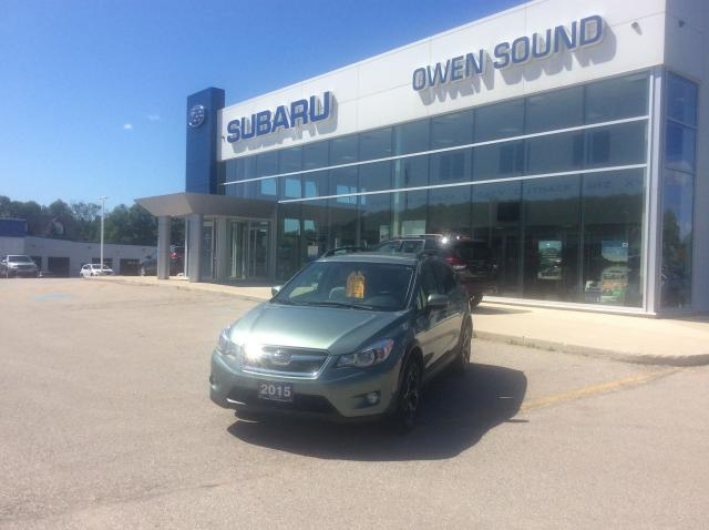 2015 Subaru XV Crosstrek 2.0i w/Touring Pkg