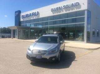 Used 2017 Subaru Outback 2.5i for sale in Owen Sound, ON