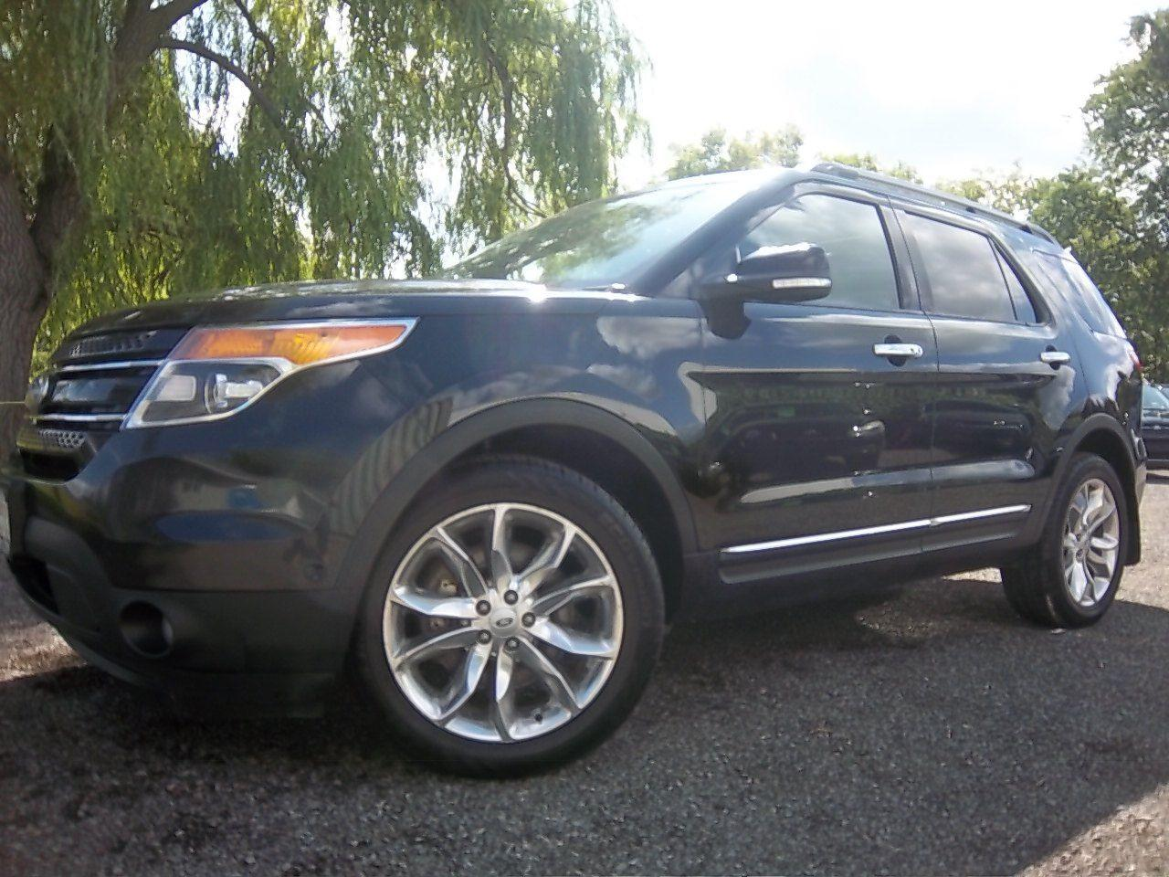 Used Tires Oshawa >> Used 2015 Ford Explorer Limited For Sale In Oshawa Ontario