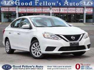 Used 2016 Nissan Sentra S MODEL, REARVIEW CAMERA for sale in Toronto, ON