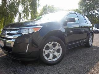 Used 2013 Ford Edge SEL for sale in Oshawa, ON