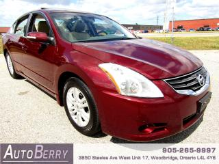 Used 2011 Nissan Altima 2.5L - SL - FWD for sale in Woodbridge, ON