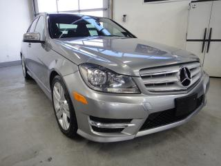 Used 2013 Mercedes-Benz C-Class AWD,MINT CONDITION for sale in North York, ON