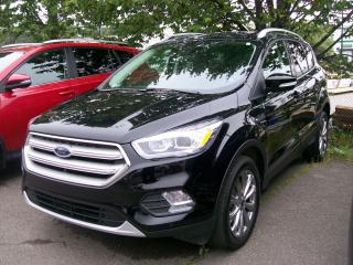 Used 2018 Ford Escape Titanium for sale in Saint John, NB