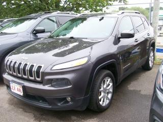 Used 2016 Jeep Cherokee North for sale in Saint John, NB