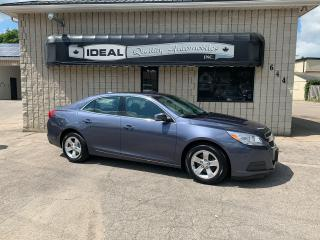 Used 2013 Chevrolet Malibu LT for sale in Mount Brydges, ON