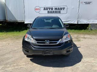 Used 2010 Honda CR-V EXL for sale in Barrie, ON