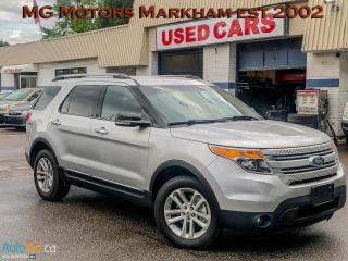 Used 2011 Ford Explorer V6 SelectShift Auto XLT for sale in Markham, ON