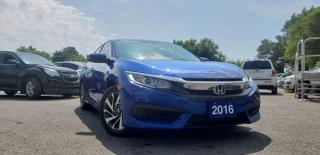Used 2016 Honda Civic EX for sale in Brampton, ON