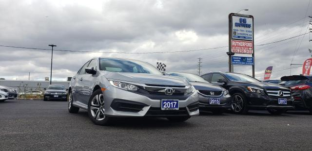 2017 Honda Civic AUTOMATIC| NO ACCIDENT CLEAN CARFAX CAMERA