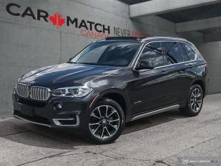 Used 2017 BMW X5 xDrive35d / NAV / ROOF / for sale in Cambridge, ON