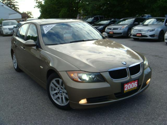 2006 BMW 3 Series 325i W/Sunroof