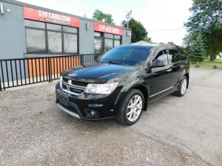Used 2014 Dodge Journey R/T|AWD|LEATHER|DVD|7 PASSENGER for sale in St. Thomas, ON
