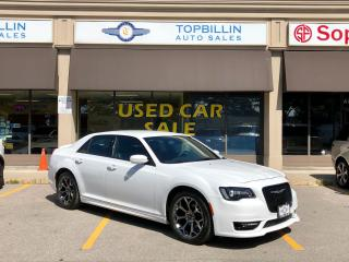 Used 2017 Chrysler 300 300S Navi, Clean CarFax for sale in Vaughan, ON