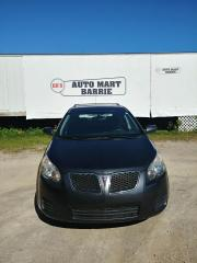Used 2009 Pontiac Vibe Base for sale in Barrie, ON