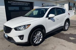 Used 2015 Mazda CX-5 CX-5 AWD GT for sale in Kingston, ON