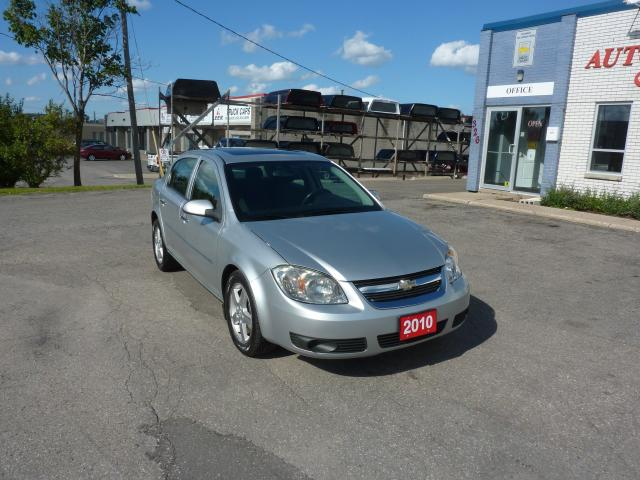 2010 Chevrolet Cobalt LT w/1SB,LOW MILEAGE