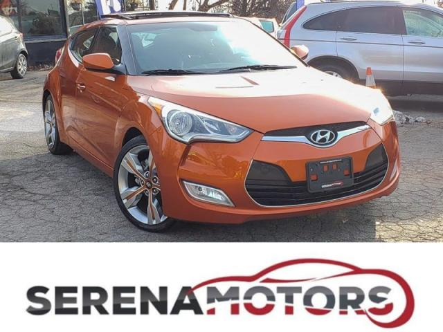 2012 Hyundai Veloster TECH PKG | 6 SPEED MANUAL | PANO ROOF | ONE OWNER