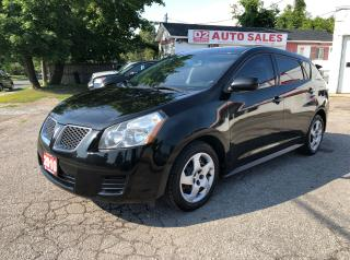 Used 2010 Pontiac Vibe Comes Certified/5 Speed Manual/Gas Saver for sale in Scarborough, ON