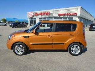 Used 2011 Kia Soul 2U for sale in Owen Sound, ON