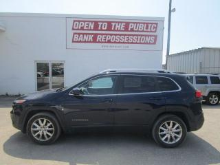 Used 2016 Jeep Cherokee Limited for sale in Toronto, ON