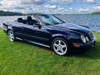 Used 2002 Mercedes-Benz CLK AMG With only 66077 km for sale in Perth, ON