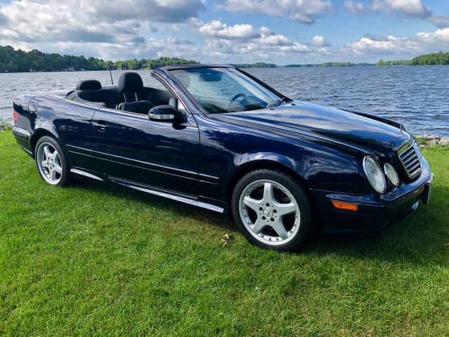 2002 Mercedes-Benz CLK AMG 55 With only 66077 km