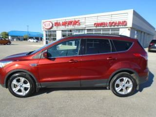 Used 2016 Ford Escape SE for sale in Owen Sound, ON