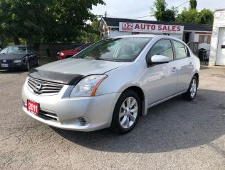 Used 2011 Nissan Sentra Comes Certified/Automatic/4 Cylinder Gas Saver for sale in Scarborough, ON