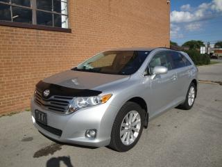 Used 2011 Toyota Venza ONE OWNER/NO ACCIDENTS/ LEATHER SEATS/BLUETOOTH for sale in Oakville, ON