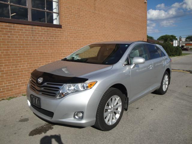2011 Toyota Venza LEATHER SEATS/BLUETOOTH/HEATED SEAT