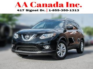Used 2015 Nissan Rogue SV |PANO ROOF|PUSHSTART| for sale in Toronto, ON