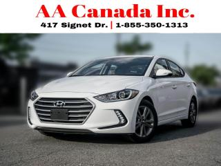 Used 2018 Hyundai Elantra GL SE |SUNROOF| for sale in Toronto, ON
