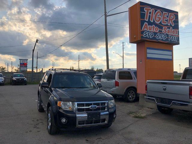 2008 Ford Escape Limited**LEATHER**SUNROOF**4X4**AS IS SPECIAL