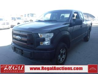 Used 2015 Ford F150 XL SUPERCAB SWB 4WD 3.5L for sale in Calgary, AB