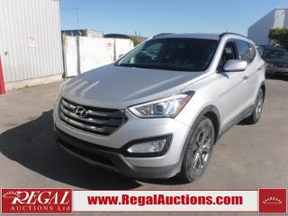 Used 2014 Hyundai Santa Fe Sport Premium 4D Util AT AWD 2.4L for sale in Calgary, AB