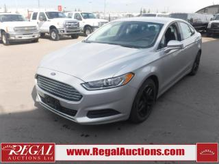 Used 2016 Ford Fusion SE 4D Sedan FWD 2.5L for sale in Calgary, AB