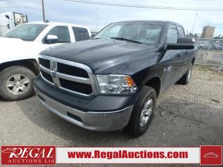 Used 2013 RAM 1500 SXT Quad CAB 4WD 5.7L for sale in Calgary, AB