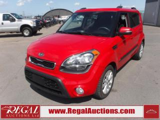 Used 2012 Kia SOUL 2U HATCHBACK 2.0L for sale in Calgary, AB