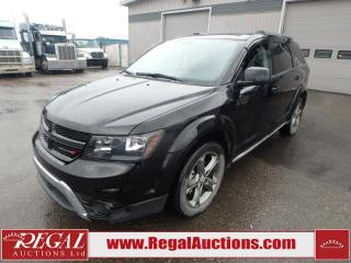 Used 2016 Dodge Journey Crossroad 4D Utility AWD 3.6L for sale in Calgary, AB