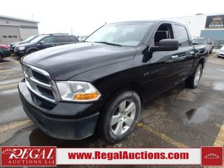 Used 2012 RAM 1500 SLT CREW CAB 4WD 5.7L for sale in Calgary, AB