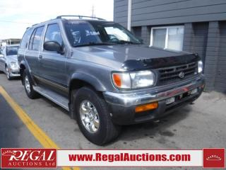 Used 1998 Nissan Pathfinder 4D Utility 4WD for sale in Calgary, AB