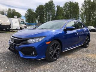 Used 2019 Honda Civic Hatchback Sport for sale in Port Moody, BC