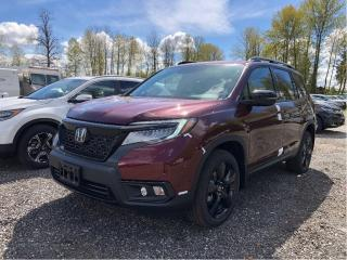 Used 2019 Honda Passport Touring for sale in Port Moody, BC