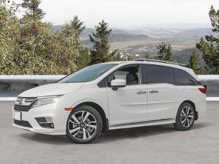 New 2019 Honda Odyssey Touring for sale in Port Moody, BC